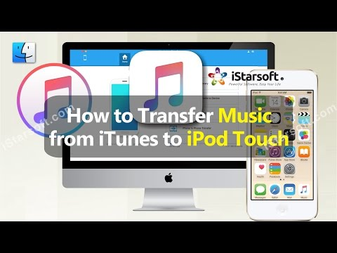 How to Transfer Music from iTunes to iPod Touch