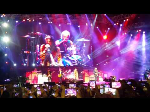 Aerosmith - Crazy (Live @ Estadio Nacional de Lima - 24/10/2016)