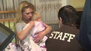 Нетрезвый сосед бьет жену и разгуливает голышом: работа полиции в Киеве