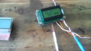 Беспроводной индикатор для бани