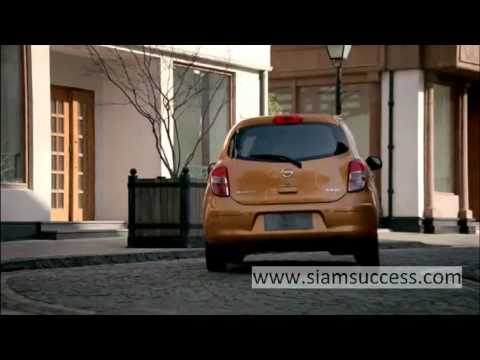 All New Nissan March 2011 Eco Car - 20Km/1 Litre