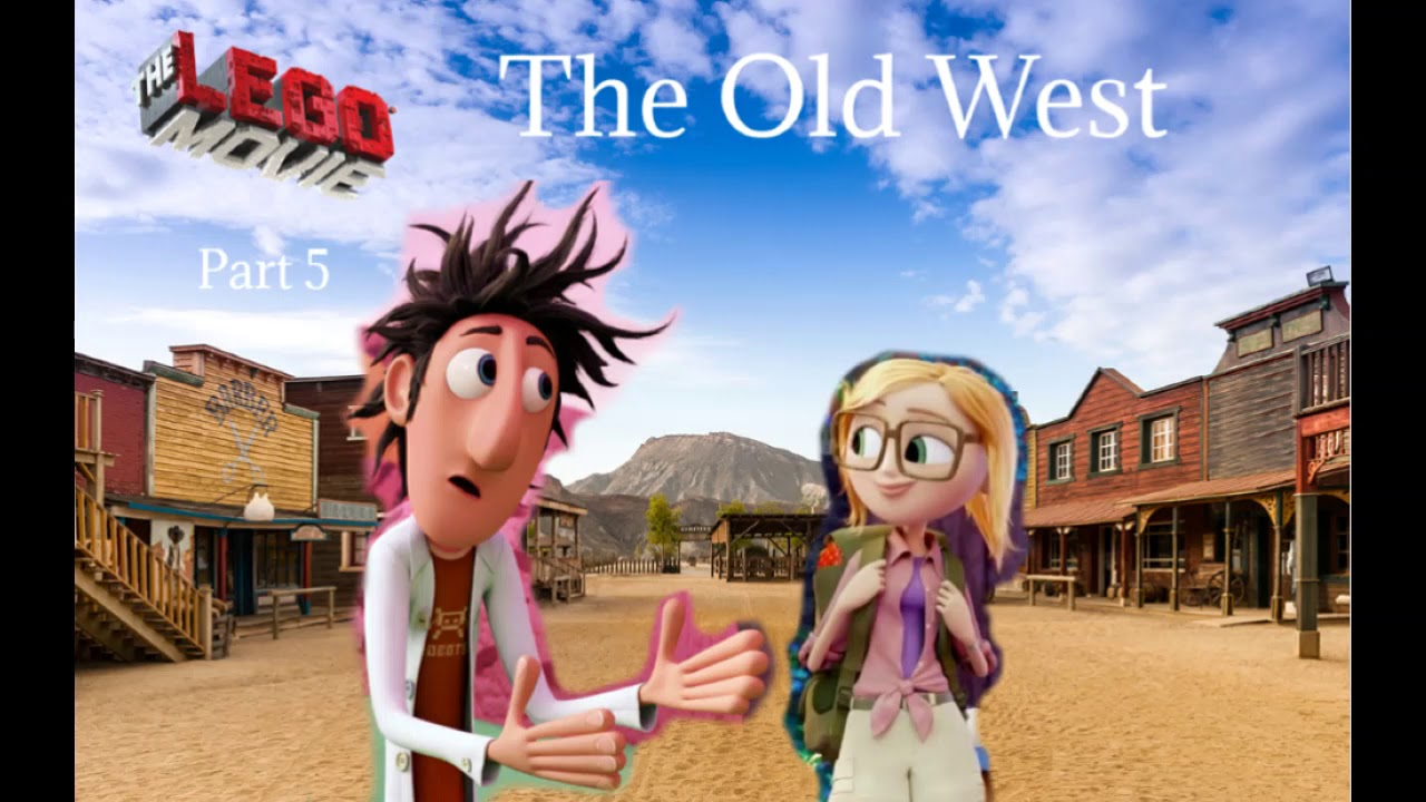 The Lego Movie Part 5 - The Old West