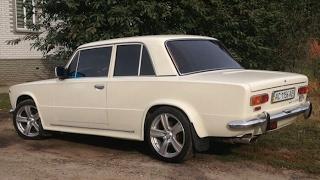 Mükəmməl VAZ-2101 kupe BMW 328i E46-nın bazasında