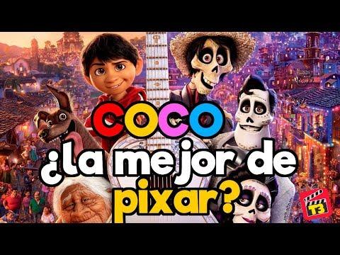 ¿Coco es la mejor película de PIXAR? - Toma 3 / Memo Aponte