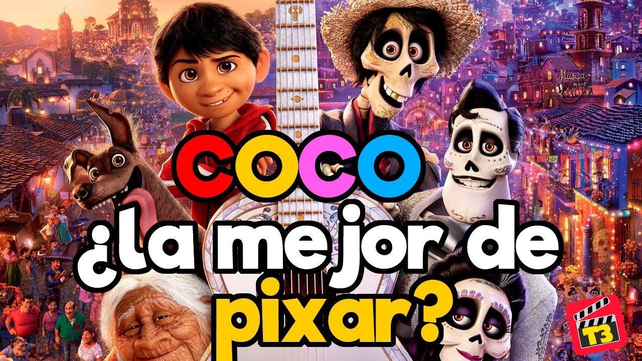 Ver ¿Coco es la mejor película de PIXAR? – Toma 3 / Memo Aponte en Español