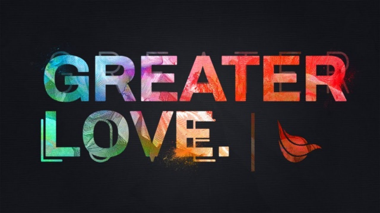 Greater Love Pt 1 - Irving Peralta