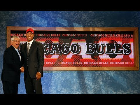 Full First Round Of The 2008 NBA Draft | Derrick Rose, Russell Westbrook, Kevin Love And More!