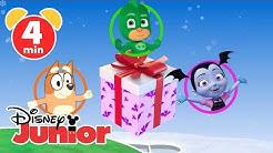 Das große Weihnachtsspiel 🎄🎁 | Disney Junior