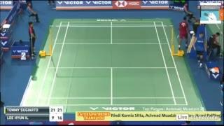 Download Video live streming badminton korea open MP3 3GP MP4