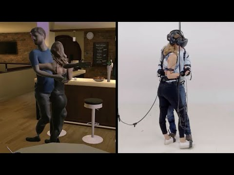Virtual reality blind dates are a thing now