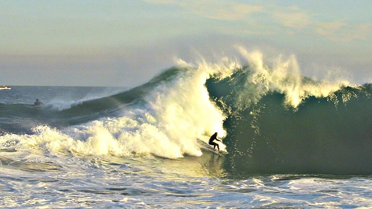 Huge Waves At The Wedge Newport Beach 6 17 16
