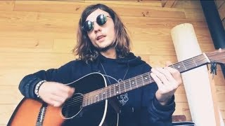 ARCTIC MONKEYS - FOUR OUT OF FIVE (Satchel Hart cover)