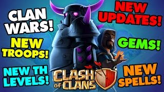 Clash Of Clans | THE LIFE STORY OF CLASH OF CLANS!