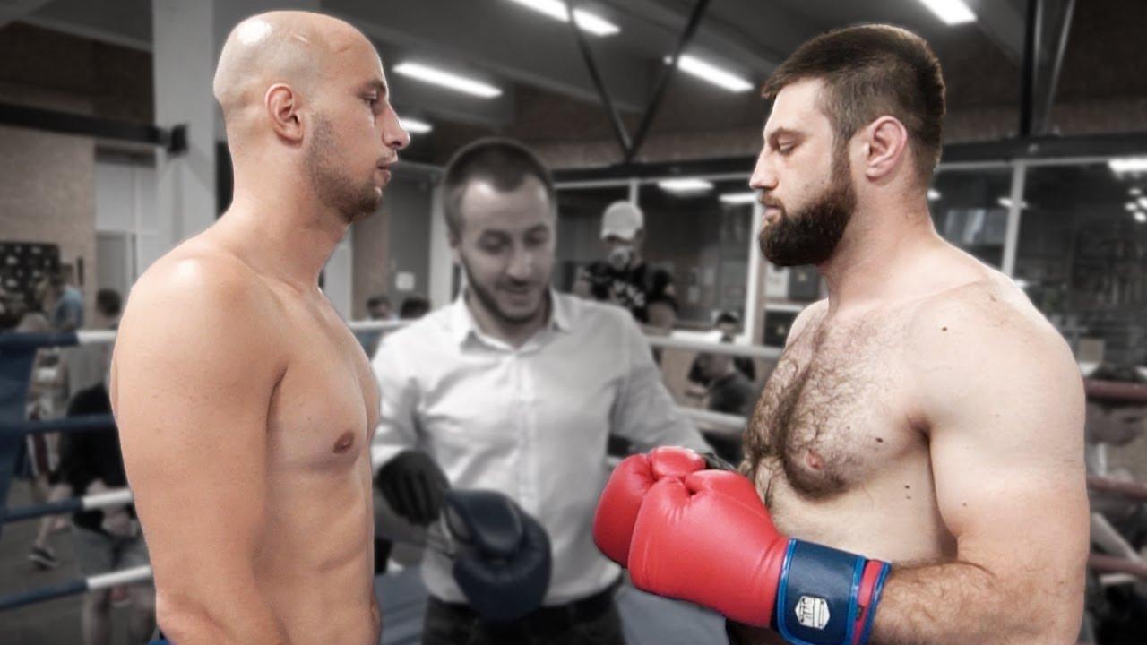 Артур Шапиев против Артура Саркисяна БОЙ / Показал, кто здесь мастер спорта по боксу / Хороший бой