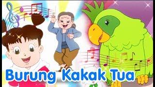 BURUNG KAKAK TUA | Diva Bernyanyi | Lagu Anak Channel