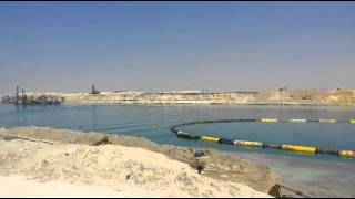 New Suez Canal in sight for Dredging and refine tendencies March 22, 2015