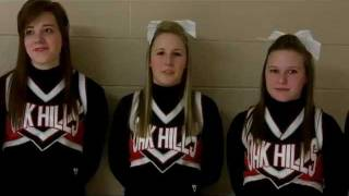 Oak Hills High School Cheerleading: Meet the Squad