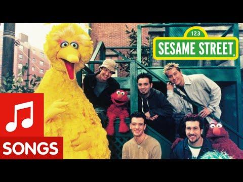 Sesame Street: NSync: Believe in Yourself