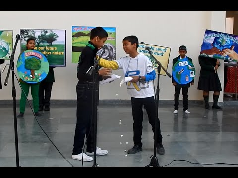 Environment Protection Skit by VI-F