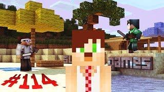 Minecraft Hunger Games - Bölüm 114 - Agaların Takım Oyunu w/Minecraft Evi