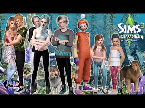The Sims 3 | Ilha Paradisiaca | Mergulho em Alto Mar Ep:89