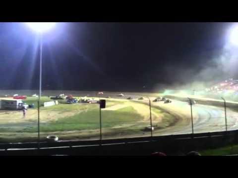 Waynesfield Raceway Park 6/25/11