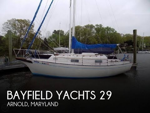 Used 1980 Bayfield 29 for sale in Arnold, Maryland