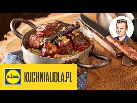 łopatka W Polskim Szampanie Karol Okrasa Kuchnia Lidla