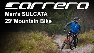 Carrera Sulcata Men's Mountain Bike 2016