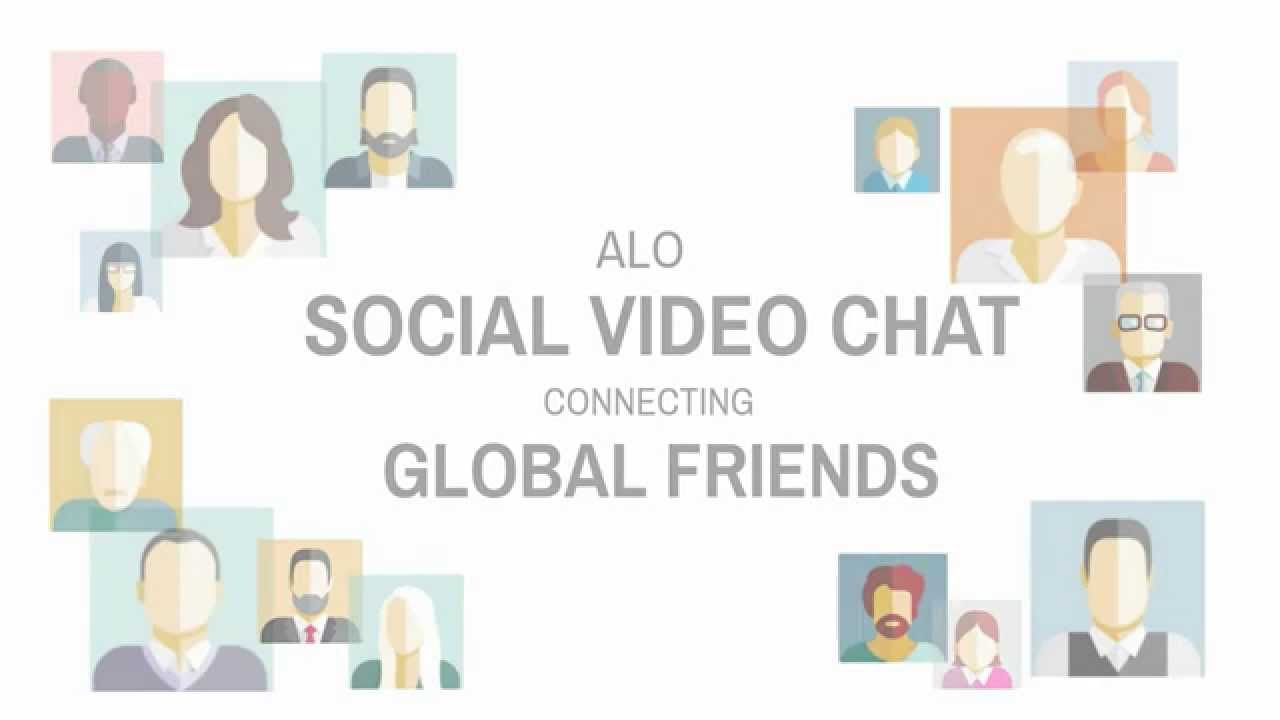 ALO, Social Video Chat for APP Store