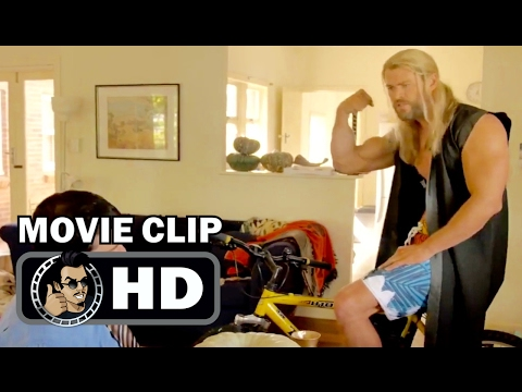 THOR RAGNAROK - Team Thor & Darryl Part #2 Trailer Teaser (2017) Chris Hemsworth Marvel Movie HD