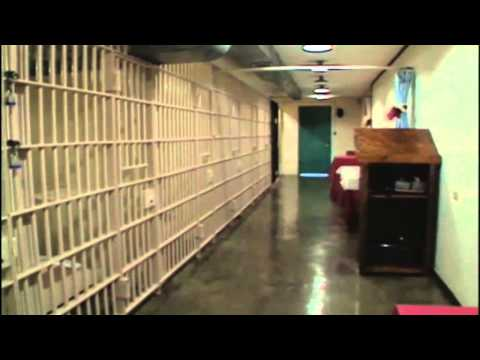 A condemned man's last journey on death row in Huntsville, Texas