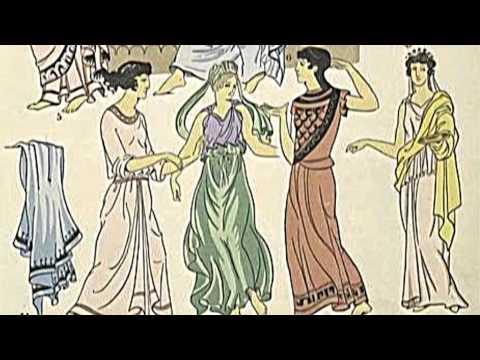 The History of the Feminine Costume