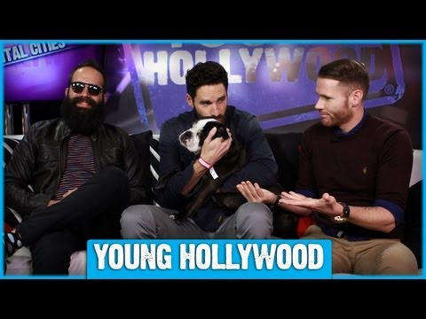 Capital Cities Teaches Us Some Moves!