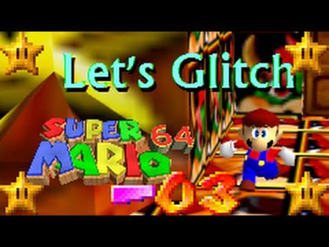 Let's Glitch - Super Mario 64 - Extra #03 - HOLP Glitches