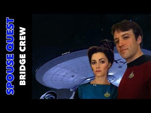 Spouse Quest - Star Trek: Bridge Crew