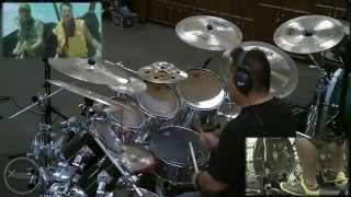 Rock the Casbah by The Clash Drum Cover by Myron Carlos