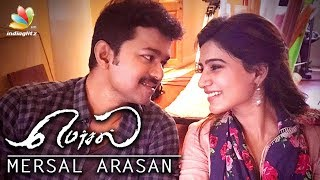 Mersal Song : Mersal Arasan | AR Rahman, Vijay, Samantha Third Single Release Latest News