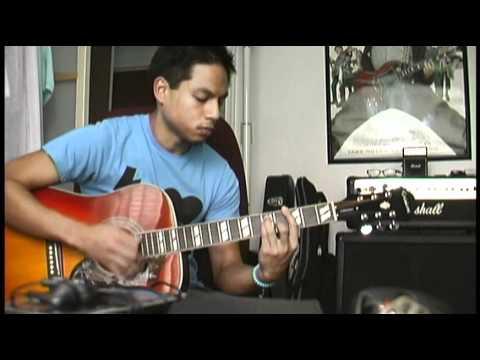 OMC - How Bizarre guitar cover