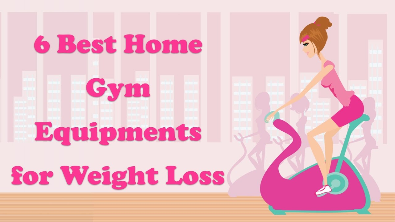 Best home gym equipments for weight loss youtube
