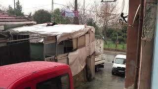 İstanbul'da kar yağışı başladı Son dakika