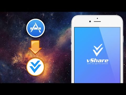 [NEW] vShare SE In App Store; Install Paid Apps & Hacked Games For Free iOS 10.2.1, 10.3 NO JB/PC