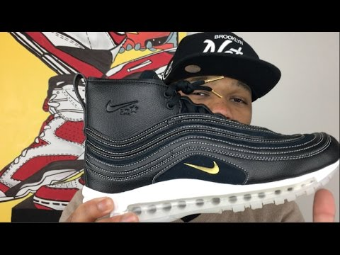 a60071a38a0593 RICCARDO TISCI X NIKE AIR MAX 97 MID UNBOXING   REVIEW!!! - YouTube