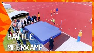 ATLETIEK: 3 SPORTEN EN 1 WINNAAR | BATTLE MEERKAMP | ZAPPSPORT