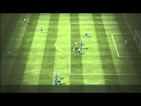 FIFA11 Advanced Passing Tutorial