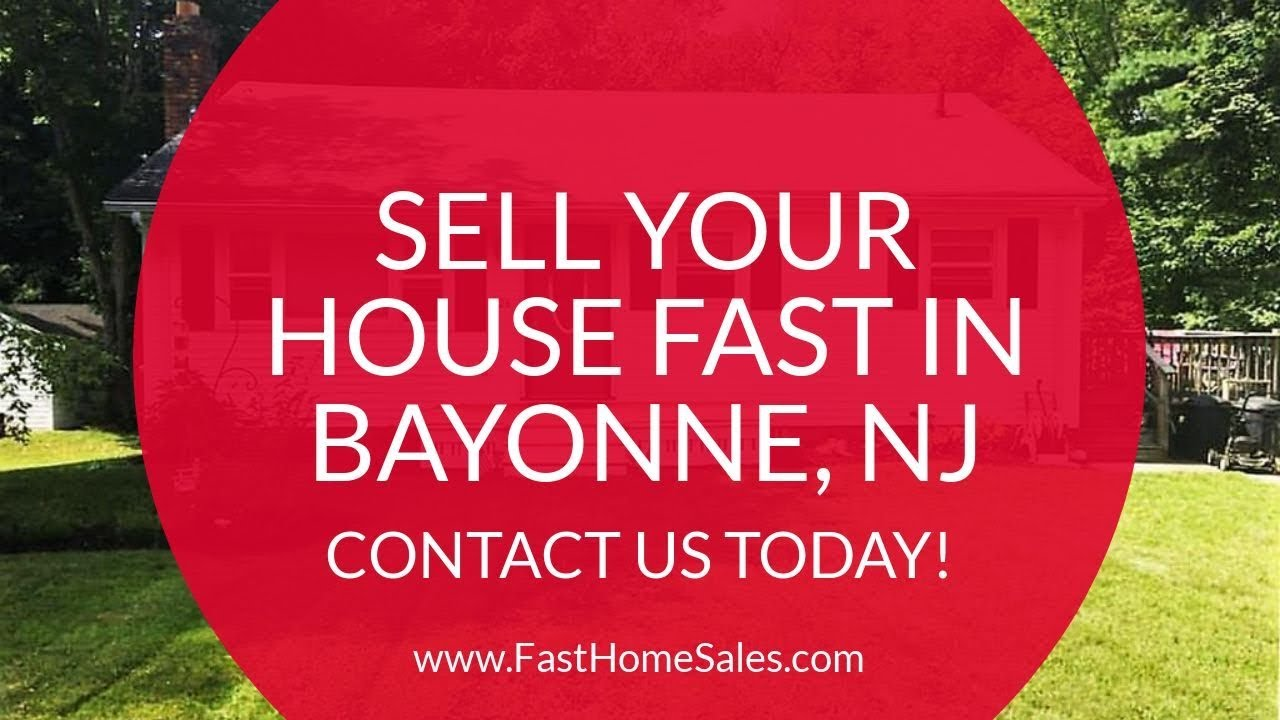 We Buy Houses Bayonne New Jersey