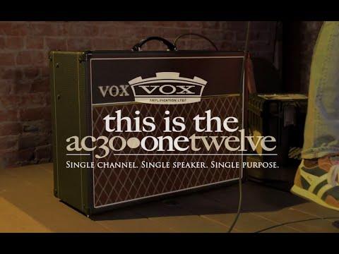 VOX AC30 OneTwelve – Single Channel, Single Speaker, Single Purpose