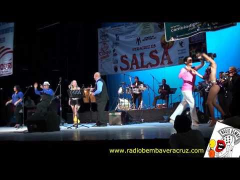Radio Bemba en el festival VERACRUZ ES SALSA