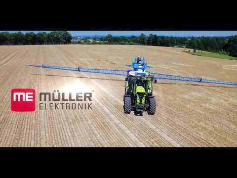 Müller-Elektronik - Leading Expert for Ag-Electronics and Precision Farming