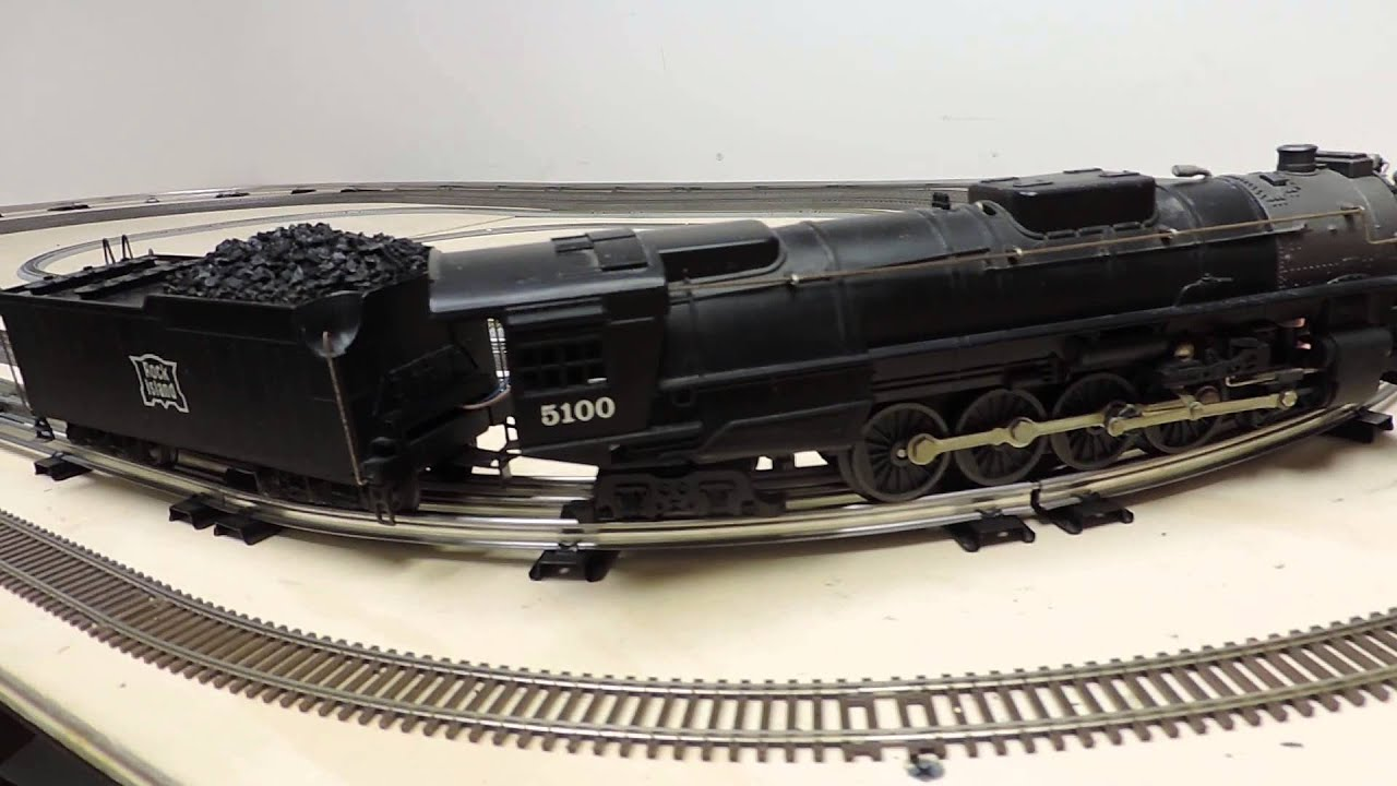 maxresdefault o gauge lionel 4 8 4 hudson rock island rr steam locomotive  at n-0.co